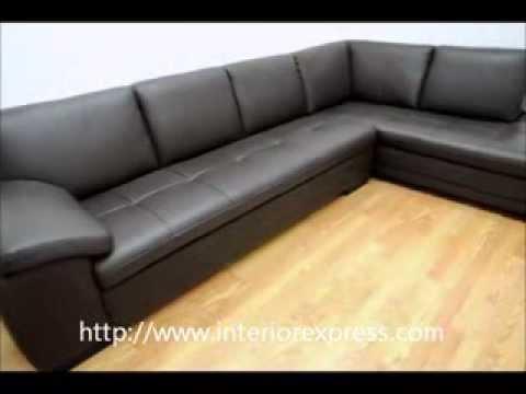 Swell Bobkona Hungtinton Microfiber Faux Leather 3 Piece Sectional Beatyapartments Chair Design Images Beatyapartmentscom