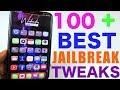 100+ BEST JAILBREAK TWEAKS iOS 11.2 11.4