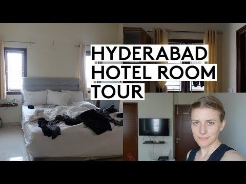 HYDERABAD HOTEL ROOM TOUR