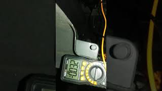 Mercedes SL500 R230 normal battery drain