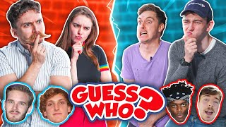 GUESS WHO *YOUTUBER EDITION* w/ CLICK