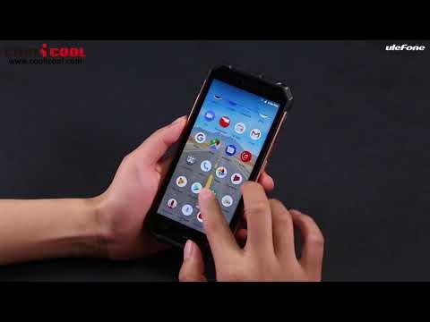 Ulefone ARMOR X Unboxing