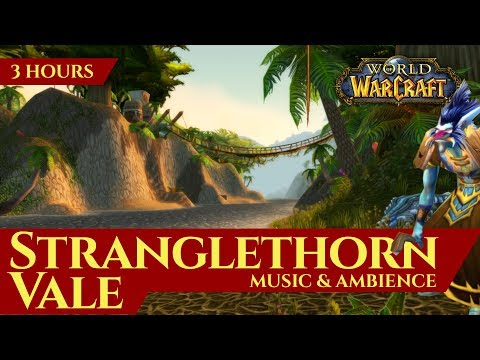Vanilla Stranglethorn Vale - Music & Ambience (3 hours, World of Warcraft Classic)