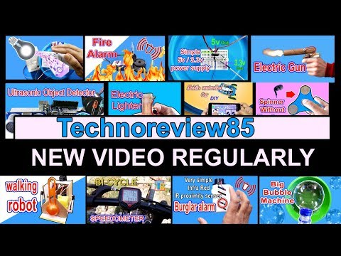 Technoreview85 channel trailer