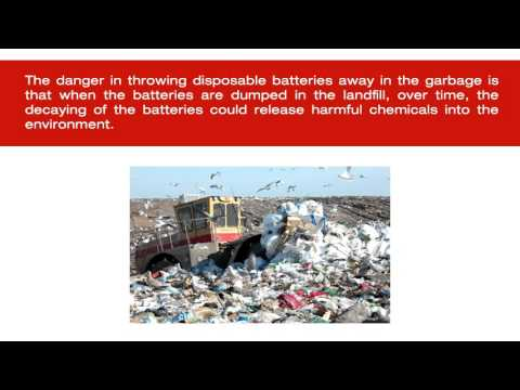 Hearing Aid Battery Recycling -FACTS