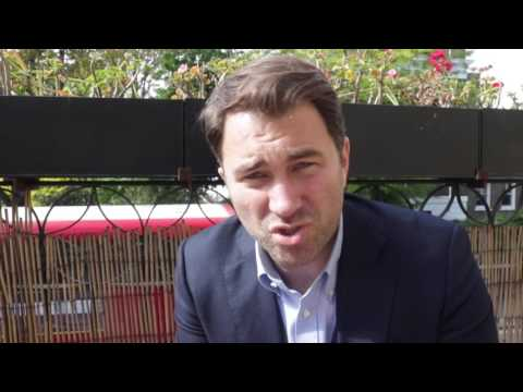 EDDIE HEARN ON KELL BROOK v ERROL SPENCE IBF CHECK WEIGHT, ANTHONY JOSHUA, KLITSCHKO, DILLIAN WHYTE