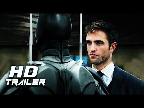 THE BATMAN - Trailer Mashup/Concept | FIRST LOOK | Robert Pattinson