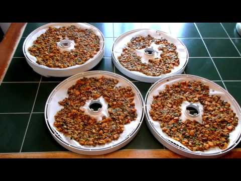 Food: #4 Lentil and Sweet Potato Dal Dehydrated Meals