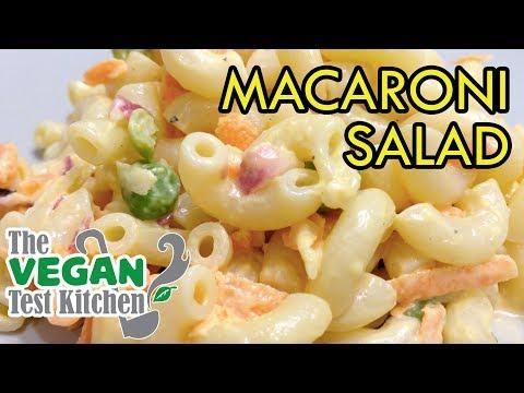 Macaroni Salad Recipe (Brooklyn Deli Style) | The Vegan Test Kitchen
