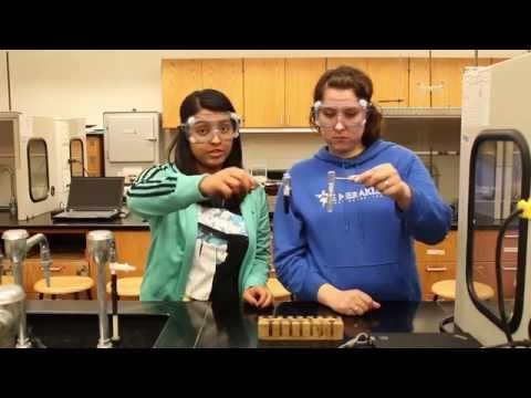 Lab 13 - The Synthesis of Aspirin - 101