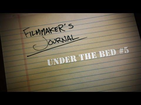 How To Finish A Script |  Filmmaker's Journal #5
