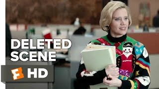 Office Christmas Party Deleted Scene - Sweater Talk (2016) - Kate McKinnon Comedy