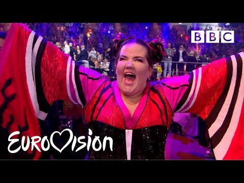Netta ('Toy' Israel) wins Eurovision after dramatic public vote! - Eurovision Song Contest 2018