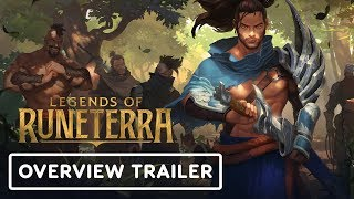 Legends of Runeterra - Official Card Game Overview Trailer