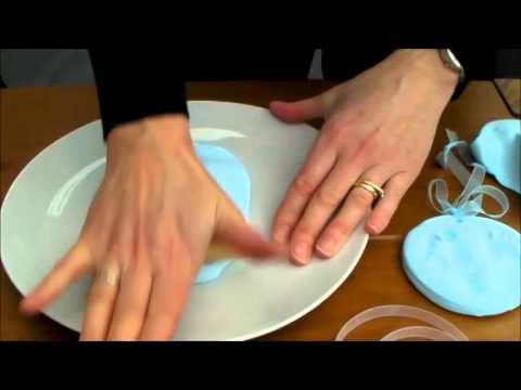 Baby Handprint and Footprint Tutorial by CastingArt at Craftmill