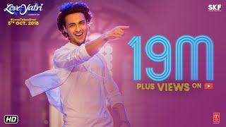 Rangtaari Video | Loveyatri | Aayush Sharma | Warina Hussain | Yo Yo Honey Singh | Tanishk Bagchi