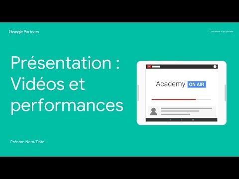Academy on Air: Peformance Vidéo