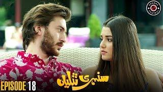 Sunehri Titliyan   Episode 18   Turkish Drama   Hande Ercel   Best Pakistani Dramas