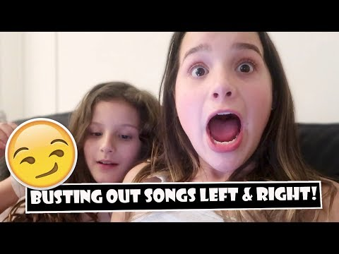 Busting Out Songs Left & Right! 😏 (WK 381)   Bratayley
