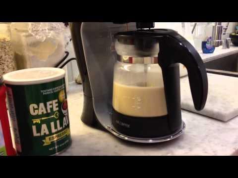 Mr Coffee Latte Maker