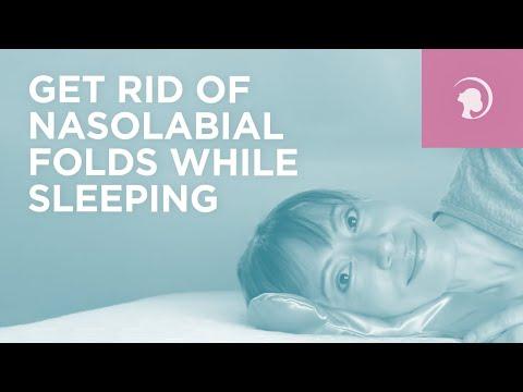 Get Rid of Nasolabial Folds While Sleeping http://faceyogamethod.com/ - Face Yoga Method