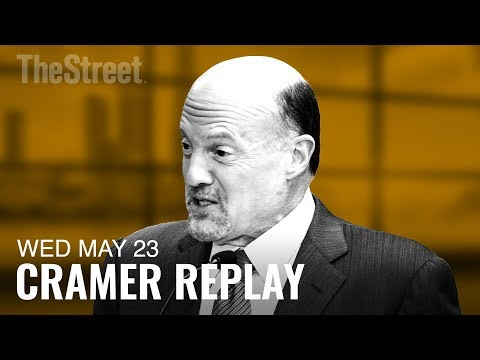 Jim Cramer on the Markets, Tiffany, Micron Technology and Union Pacific