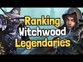 Ranking the Witchwood Legendaries - Hearthstone
