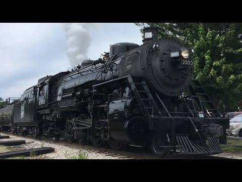Soo Line 1003 - The Trek to Chicago