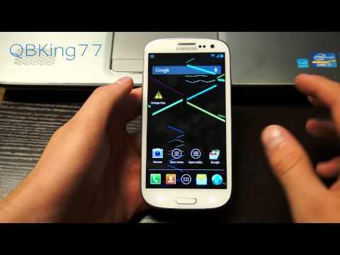 Frankenstein's KillJoy Rom on Sprint Samsung Galaxy S III [REVIEW]