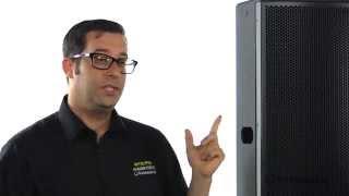 TURBOSOUND SIENA TSP152-AN Overview - PakVim net HD Vdieos