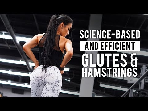 Quick and Effective: Glute and Hamstring Workout | Science-Based