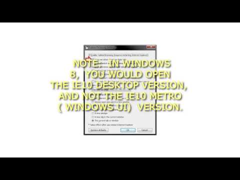 How to Turn the Always close all tabs Warning Message On or Off in Internet Explorer