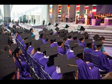 NYU Abu Dhabi 2014 Commencement Ceremony - Full Program