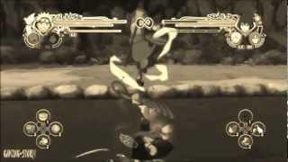 Naruto Storm 3: Fixed Hidan and Pts Gaara