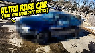 We Bought A CRAZY RARE Car, And It Broke IMMEDIATELY (1400 Miles From Home)