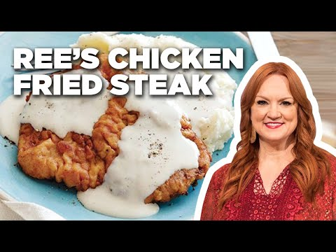 Ree's Chicken Fried Steak | Food Network
