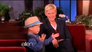 Little child singing - Bruno mars - grenade