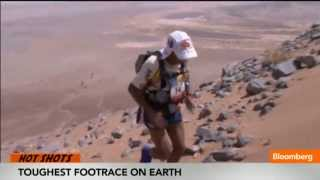 Sahara Marathon Challenge: The Toughest Footrace on Earth