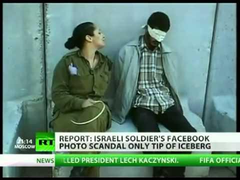 RT Israel Trophy Kill Palestinians - Public Committee Against Torture Israel - Louis Frankenthaler
