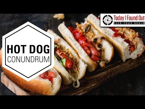Why Don't Hot Dogs and Hot Dog Buns Come in Packs of Equal Number?