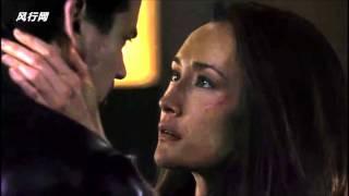 Nikita Season 1 - Mikita kiss scenes
