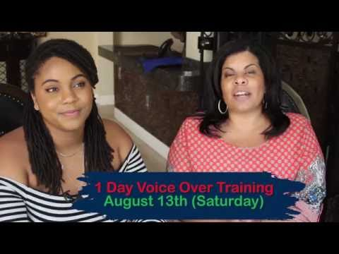 Voice Over Class Aug 13th 2016