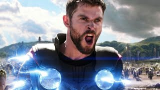 Download Thor Arrives In Wakanda Scene - Avengers Infinity War (2018) Movie Blockbusters 4K(1080p).HDTS Video