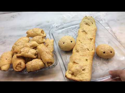 Chicken Bread Recipe - How to make Chicken Bread