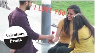 Valentines Prank Pranks In India Pranks 2018