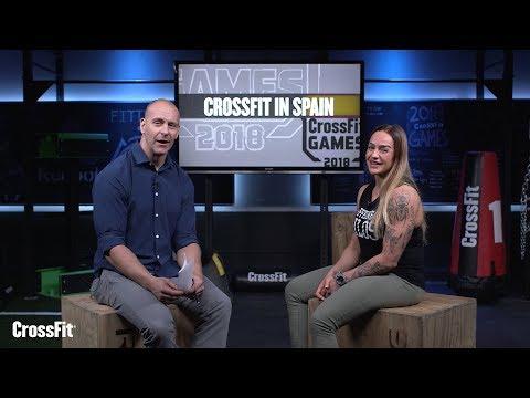Update Studio: CrossFit en España