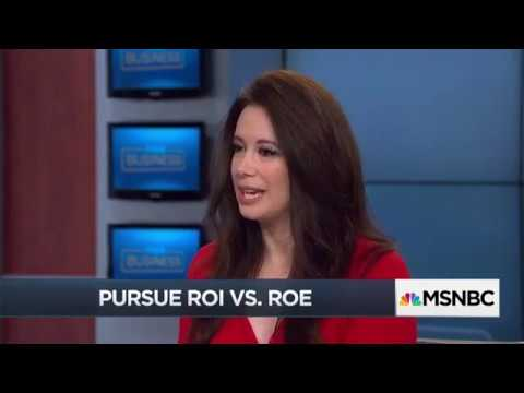 Don't Get Stuck Pursuing ROE (return on EGO) vs. ROI (return on investment) with Carol Roth