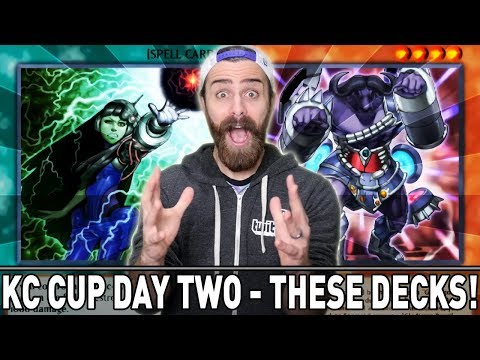 Day Two KC Cup -THESE DECKS! | YuGiOh Duel Links PVP Mobile & Steam w/ ShadyPenguinn