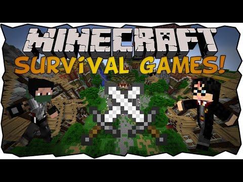 Minecraft: FLASHBANG!!! - Survival Games
