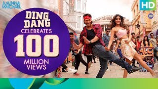 Ding Dang Celebrates 100+ Million Views | Tiger Shroff & Nidhhi Agerwal